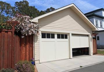 Exclusive Garage Door Service, Oakland, CA 510 398 6254